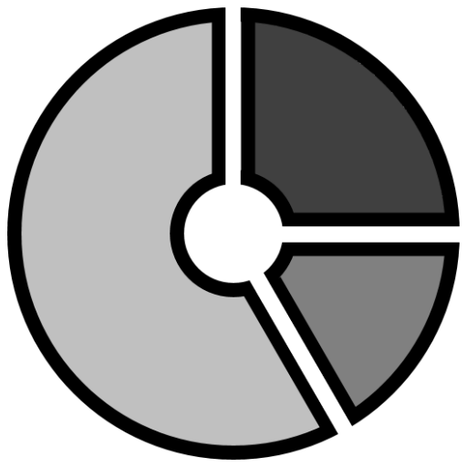 Grayscale Feature Icon