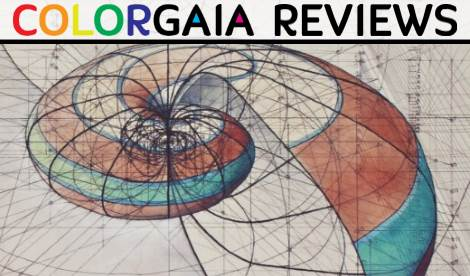 Golden Ratio Coloring Book Colorgaia Reviews