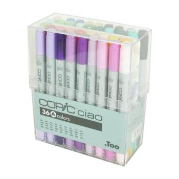 Copic Ciao 36 Marker Set