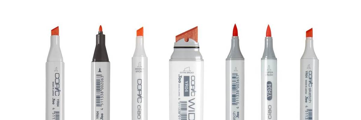 Copic Markers: An In-Depth Review and Comparison