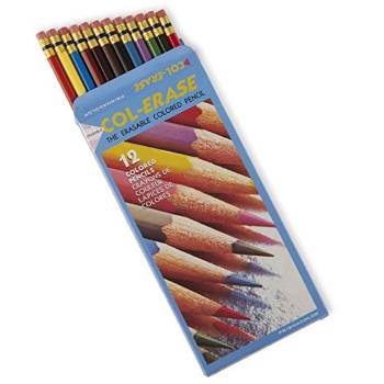 Col-Erase Set of 12
