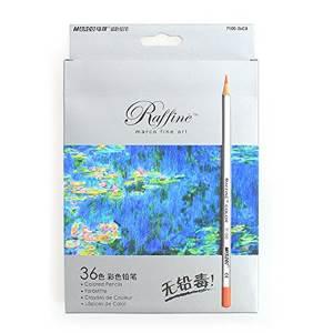 A set of Marco Raffine pencils