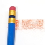 Primsacolor Col-Erase pencils are erasable